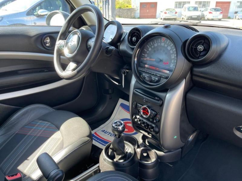 Photo 15 de l'offre de MINI MINI PACEMAN 1.6 D FAP - 112  PACEMAN R61 COUPE COOPER D  à 13450€ chez Triplo auto