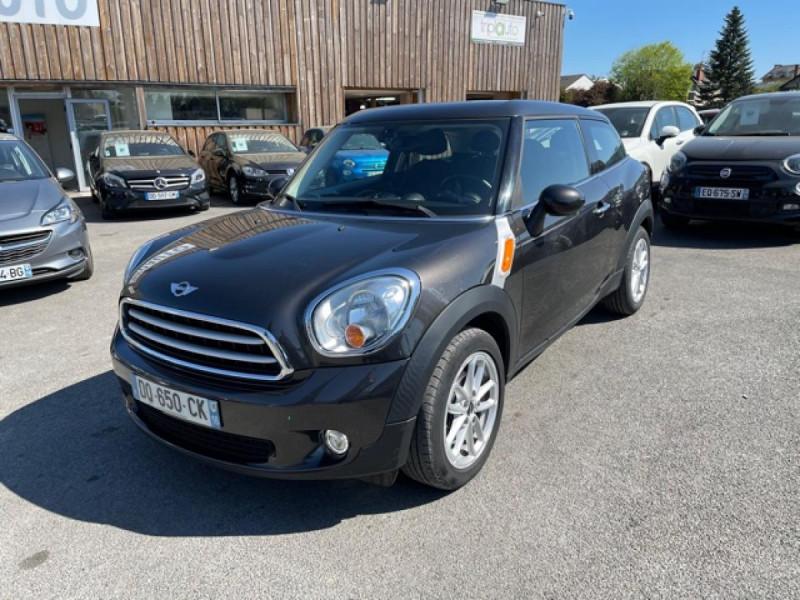 Photo 1 de l'offre de MINI MINI PACEMAN 1.6 D FAP - 112  PACEMAN R61 COUPE COOPER D  à 13450€ chez Triplo auto