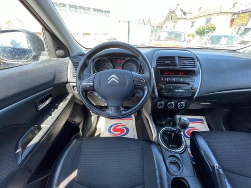 Photo 15 de l'offre de CITROEN C4 AIRCROSS 1.6 HDI FAP - 115 S&S 4X2  CONFORT  à 8250€ chez Triplo auto