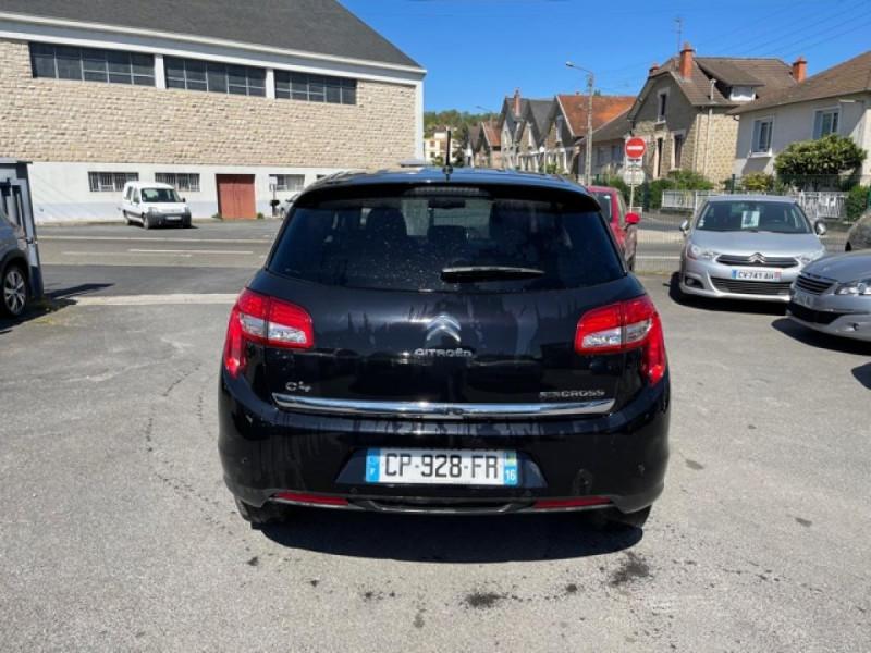 Photo 4 de l'offre de CITROEN C4 AIRCROSS 1.6 HDI FAP - 115 S&S 4X2  CONFORT  à 8250€ chez Triplo auto