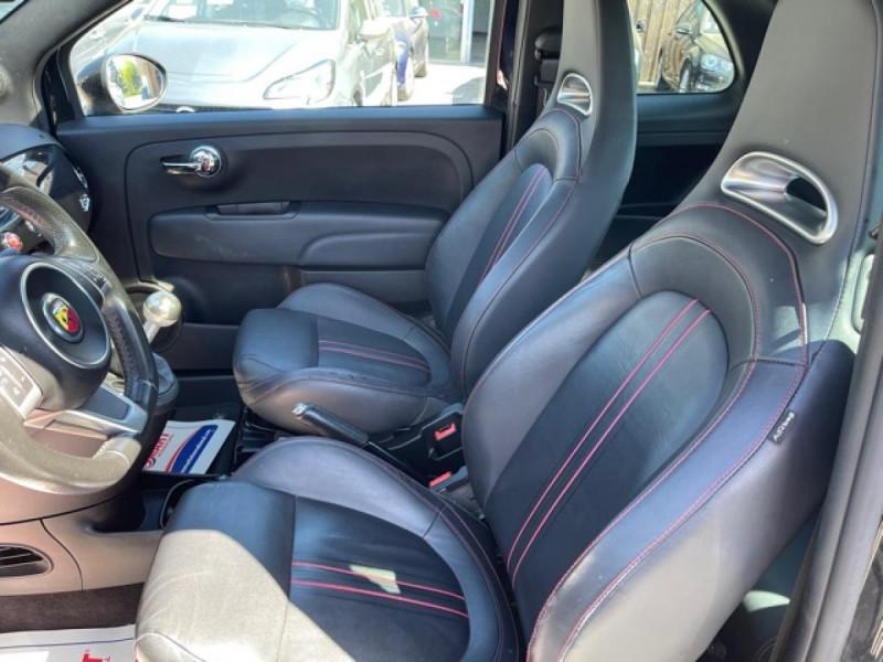 Photo 14 de l'offre de FIAT 500 ABARTH 1.4I 16V - 160 - 595 TURISMO à 12990€ chez Triplo auto