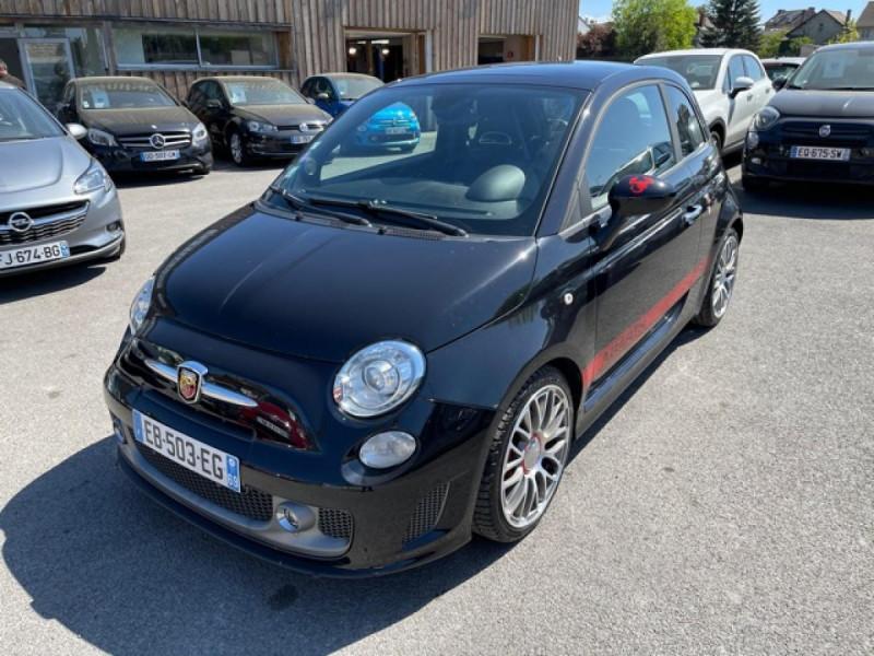 Fiat 500 ABARTH 1.4I 16V - 160 - 595 TURISMO Essence NOIR Occasion à vendre
