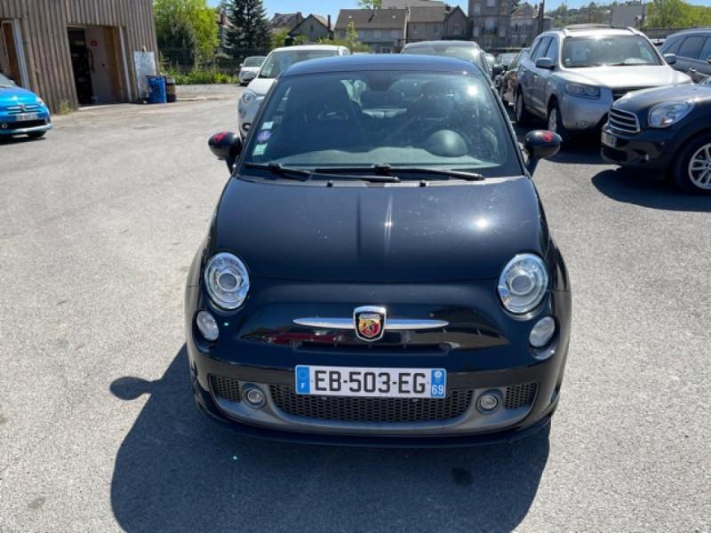 Photo 9 de l'offre de FIAT 500 ABARTH 1.4I 16V - 160 - 595 TURISMO à 12990€ chez Triplo auto