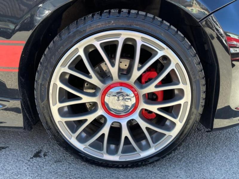 Photo 26 de l'offre de FIAT 500 ABARTH 1.4I 16V - 160 - 595 TURISMO à 12990€ chez Triplo auto