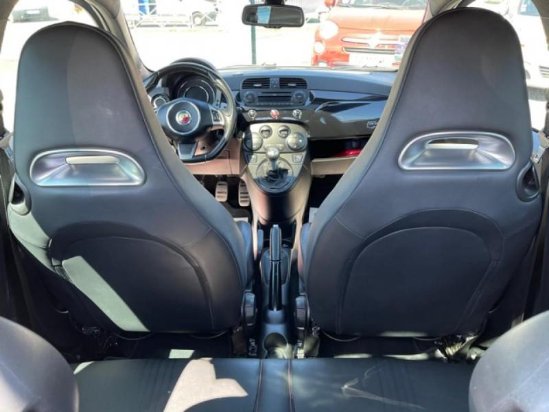 Photo 28 de l'offre de FIAT 500 ABARTH 1.4I 16V - 160 - 595 TURISMO à 12990€ chez Triplo auto