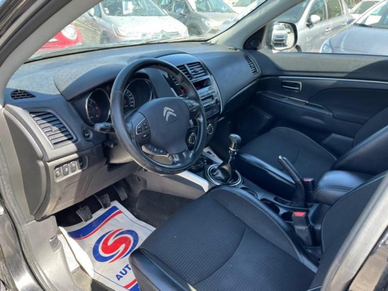 Photo 11 de l'offre de CITROEN C4 AIRCROSS 1.6 HDI FAP - 115 S&S 4X2  CONFORT  à 8250€ chez Triplo auto