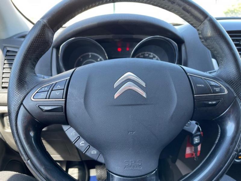 Photo 20 de l'offre de CITROEN C4 AIRCROSS 1.6 HDI FAP - 115 S&S 4X2  CONFORT  à 8250€ chez Triplo auto