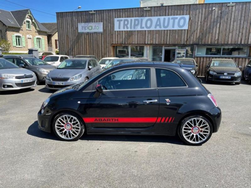Photo 2 de l'offre de FIAT 500 ABARTH 1.4I 16V - 160 - 595 TURISMO à 12990€ chez Triplo auto
