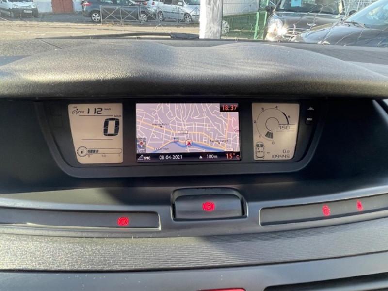 Photo 15 de l'offre de CITROEN C4 PICASSO 1.6 HDIFAP -110  MILLENIUM  GPS à 6990€ chez Triplo auto