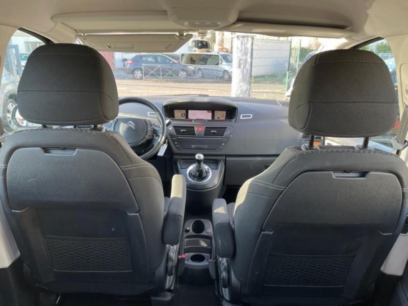 Photo 18 de l'offre de CITROEN C4 PICASSO 1.6 HDIFAP -110  MILLENIUM  GPS à 6990€ chez Triplo auto