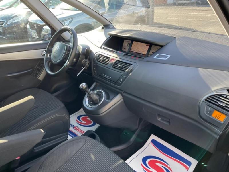 Photo 9 de l'offre de CITROEN C4 PICASSO 1.6 HDIFAP -110  MILLENIUM  GPS à 6990€ chez Triplo auto