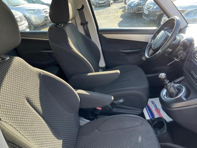 Photo 11 de l'offre de CITROEN C4 PICASSO 1.6 HDIFAP -110  MILLENIUM  GPS à 6990€ chez Triplo auto