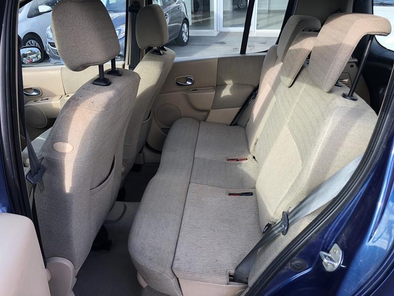 Photo 8 de l'offre de RENAULT MODUS 1.6I 113   PACK CLIM DYNAMIQUE  à 3490€ chez Triplo auto