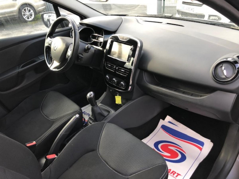 Photo 13 de l'offre de RENAULT CLIO 1.5 DCI 90 BUSINESS GPS DISTRI OK  à 7490€ chez Triplo auto
