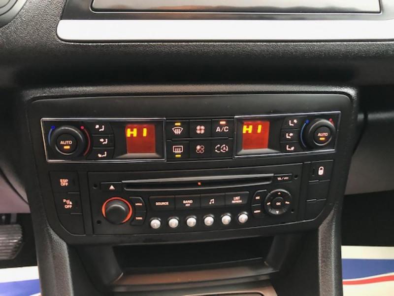 Photo 16 de l'offre de CITROEN C5 1.6HDI112 CONFORT RADAR AV AR DISTRI OK à 5490€ chez Triplo auto