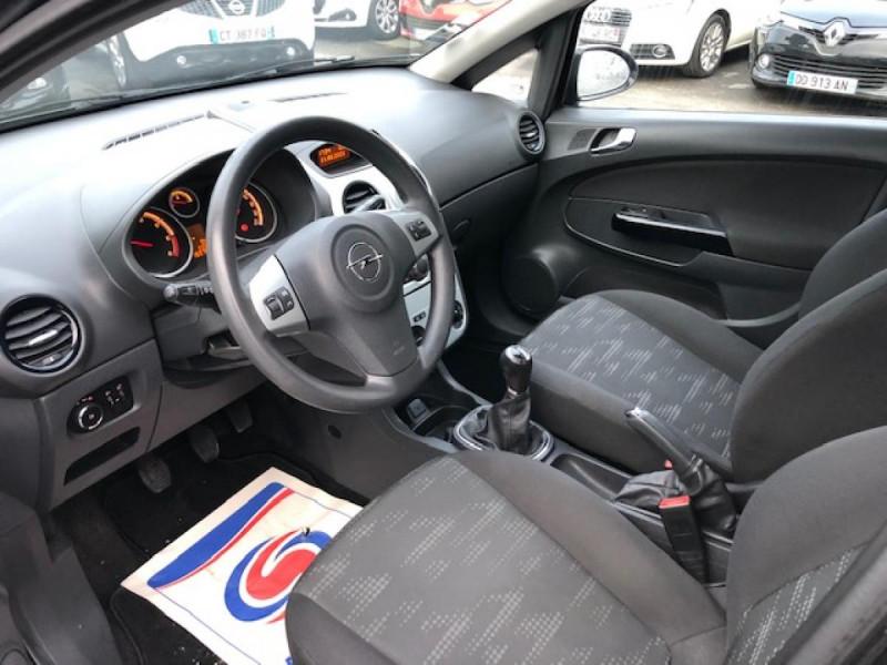 Photo 12 de l'offre de OPEL CORSA 1.3CDTI 75 S&S COLOR EDITION CLIM DISTRI OK à 5490€ chez Triplo auto