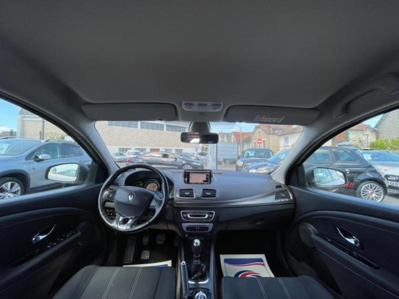 Photo 18 de l'offre de RENAULT MEGANE 1.5DCI-110  BUSINESS GPS RADAR RECUL à 7990€ chez Triplo auto