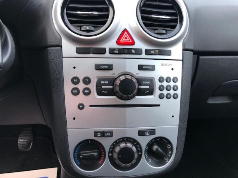 Photo 18 de l'offre de OPEL CORSA 1.3CDTI 75 S&S COLOR EDITION CLIM DISTRI OK à 5490€ chez Triplo auto