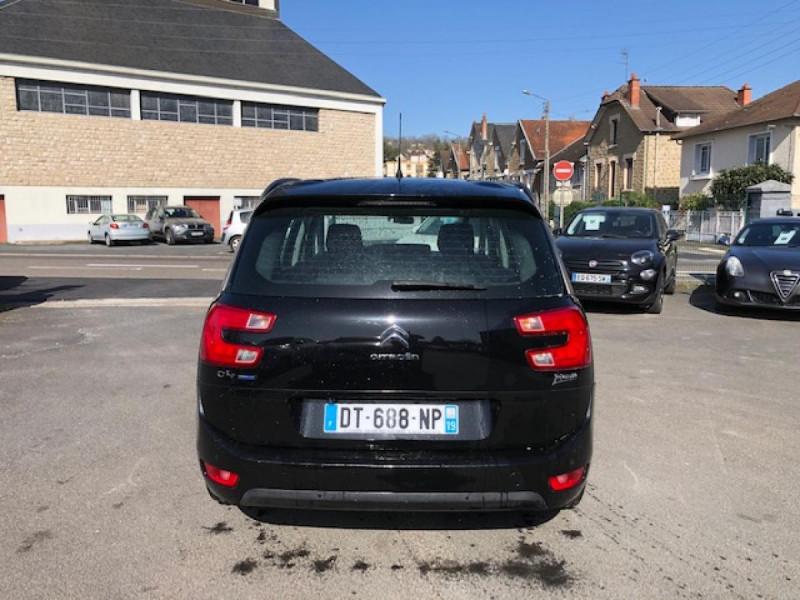 Photo 4 de l'offre de CITROEN C4 PICASSO 1.6 BHDI 120 7PLACES S&S INTENSIVE GPS RADAR à 13390€ chez Triplo auto