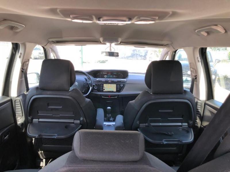 Photo 18 de l'offre de CITROEN C4 PICASSO 1.6 BHDI 120 7PLACES S&S INTENSIVE GPS RADAR à 13390€ chez Triplo auto
