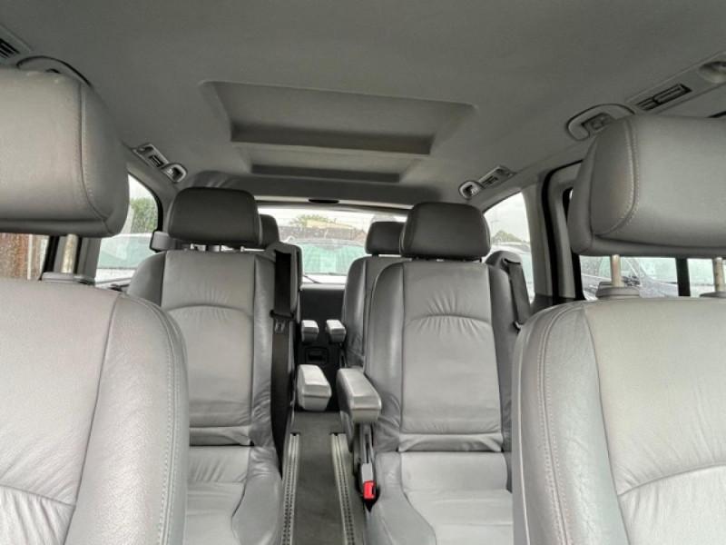 Photo 15 de l'offre de MERCEDES-BENZ VIANO 2.2CDI150 BVA COMPACTAMBIENTE CLIM GPS CAMERA à 15490€ chez Triplo auto