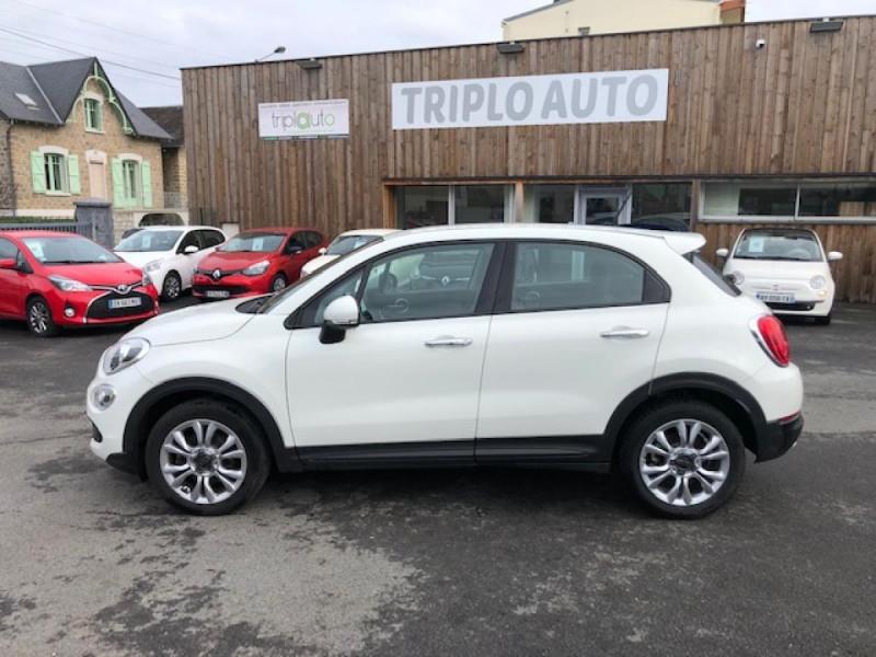 Photo 2 de l'offre de FIAT 500X 1.3 MJT95 S&S LOUNGE GPS 1ERE MAIN à 11250€ chez Triplo auto