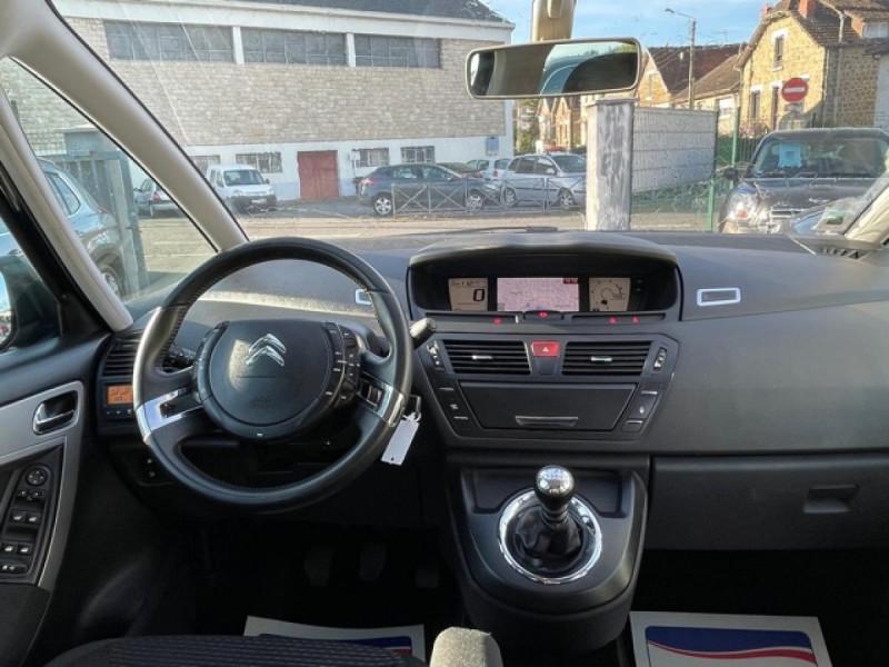 Photo 10 de l'offre de CITROEN C4 PICASSO 1.6 HDIFAP -110  MILLENIUM  GPS à 6990€ chez Triplo auto