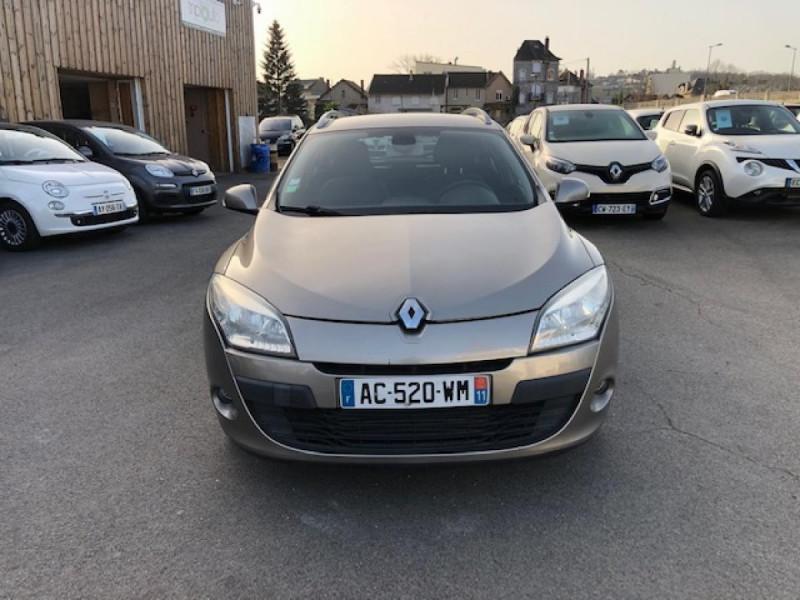 Photo 8 de l'offre de RENAULT MEGANE 1.5 DCI105 DYNAMIQUE CLIM   DISTRI OK   1ERE MAIN à 5490€ chez Triplo auto