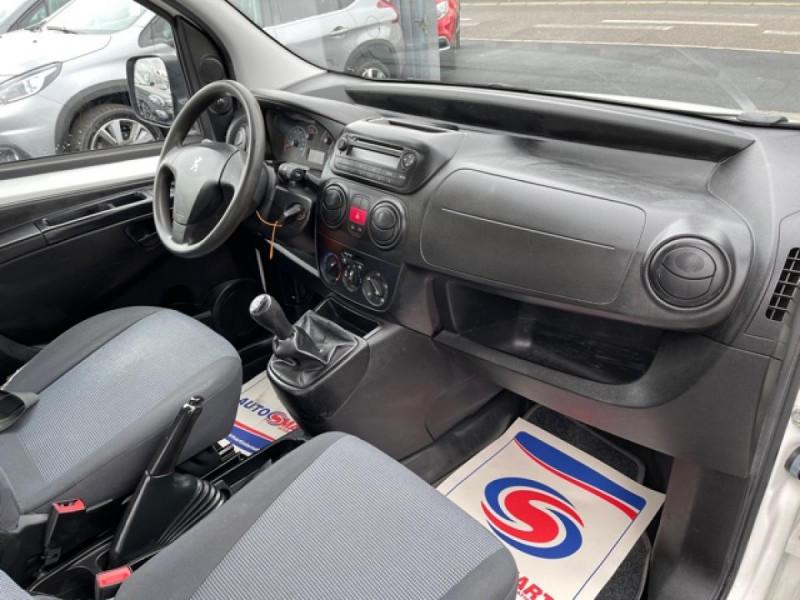 Photo 12 de l'offre de PEUGEOT BIPPER 1.3 HDI75 PACK CLIM  1ERE MAIN   PORTE LATERALE à 7750€ chez Triplo auto