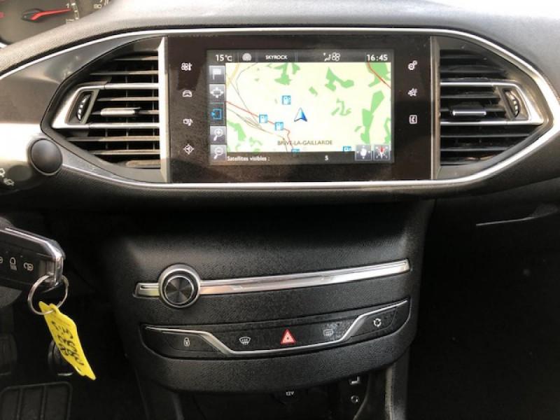 Photo 22 de l'offre de PEUGEOT 308  SW 1.6 HDI 92 ACTIVE GPS RADAR à 7490€ chez Triplo auto