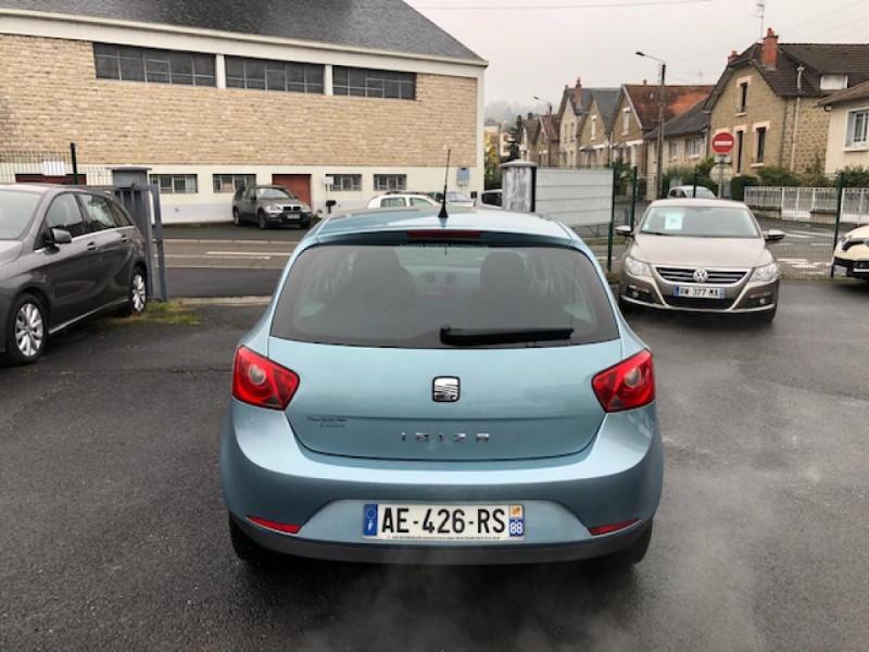 Photo 4 de l'offre de SEAT IBIZA 1.6TDI 90 STYLE CLIM   DISTRI OK  à 5650€ chez Triplo auto