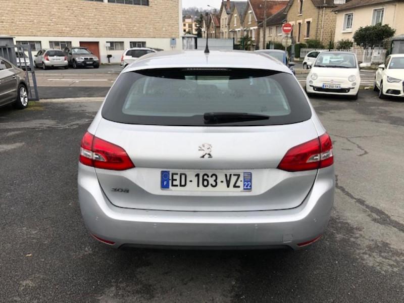 Photo 4 de l'offre de PEUGEOT 308  SW 1.6 HDI 92 ACTIVE GPS RADAR à 7490€ chez Triplo auto