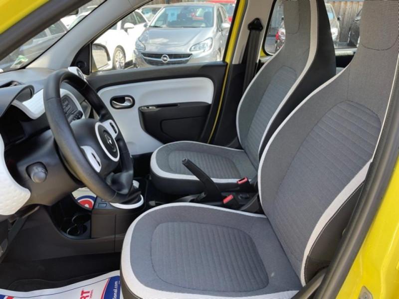 Photo 12 de l'offre de RENAULT TWINGO 1.0SCE-70 ZEN CLIM à 8350€ chez Triplo auto