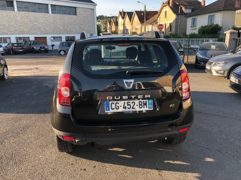 Photo 4 de l'offre de DACIA DUSTER 1.5 DCI110 LAURéATE CLIM DISTRI OK à 6490€ chez Triplo auto