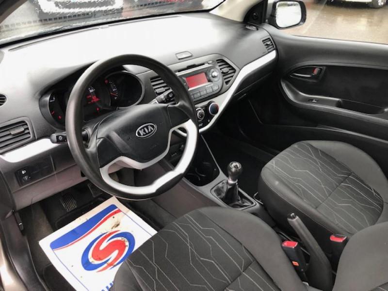 Photo 12 de l'offre de KIA PICANTO 1.0-69 ACTIVE CLIM CT OK   GAR3MOIS à 5490€ chez Triplo auto