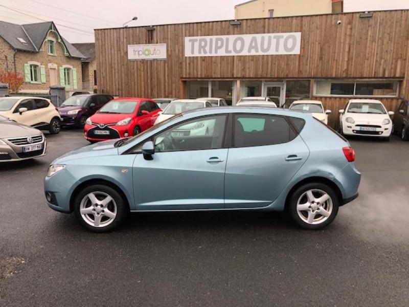 Photo 2 de l'offre de SEAT IBIZA 1.6TDI 90 STYLE CLIM   DISTRI OK  à 5650€ chez Triplo auto