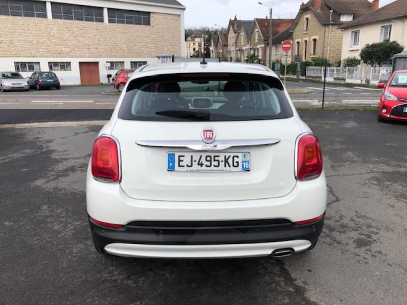 Photo 4 de l'offre de FIAT 500X 1.3 MJT95 S&S LOUNGE GPS 1ERE MAIN à 11250€ chez Triplo auto