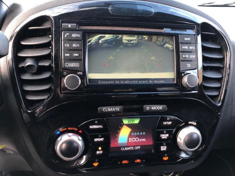 Photo 18 de l'offre de NISSAN JUKE 1.2 DIG-T 115 S&S CONNECT EDITION GPS à 9990€ chez Triplo auto