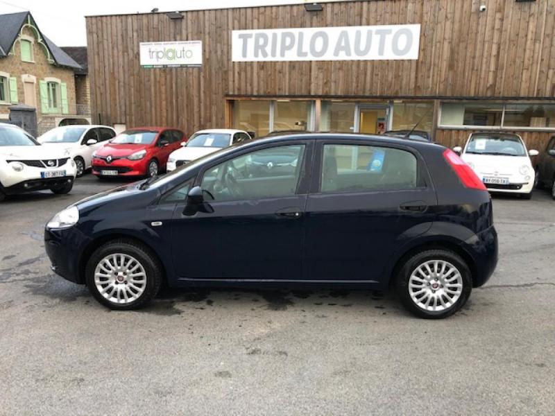 Photo 2 de l'offre de FIAT GRANDE PUNTO/PUNTO EVO 1.3 MJT5 S&S CULT 1ERE MAIN ENTRETIEN OK à 5990€ chez Triplo auto