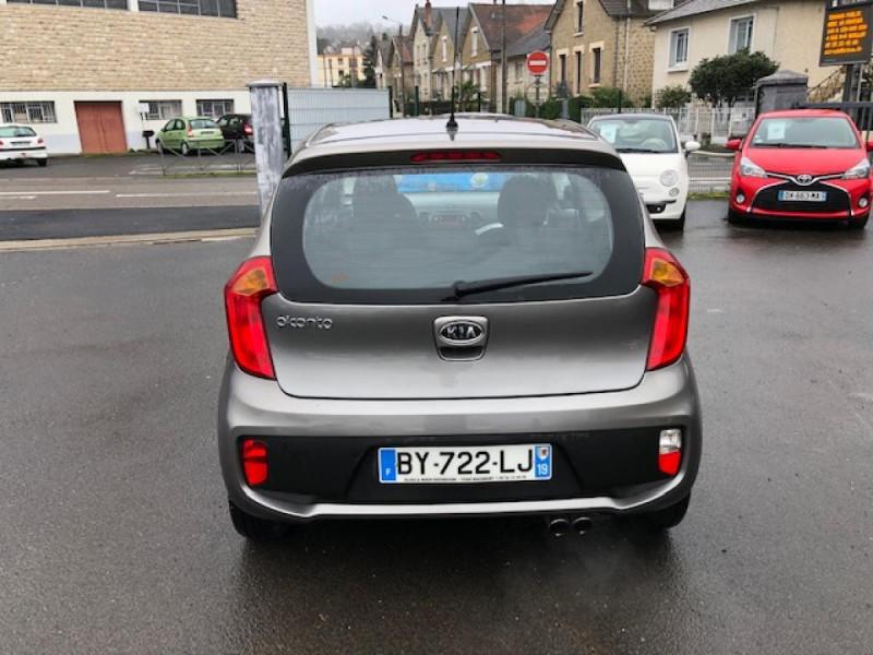 Photo 4 de l'offre de KIA PICANTO 1.0-69 ACTIVE CLIM CT OK   GAR3MOIS à 5490€ chez Triplo auto