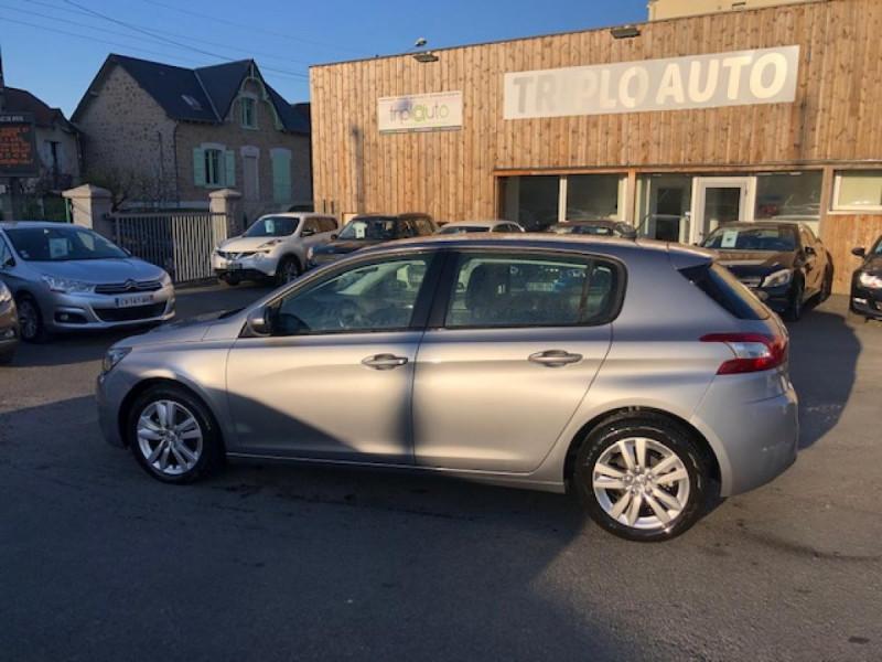 Photo 2 de l'offre de PEUGEOT 308  1.6 BLUEHDI S&S - 100  ACTIVE BUSINESS GPS  à 10850€ chez Triplo auto