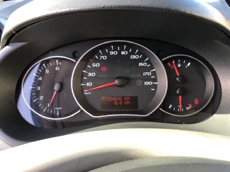 Photo 15 de l'offre de RENAULT KANGOO L1 1.5 DCI - 70  II EXPRESS FOURGON CONFORT CLIM à 6490€ chez Triplo auto