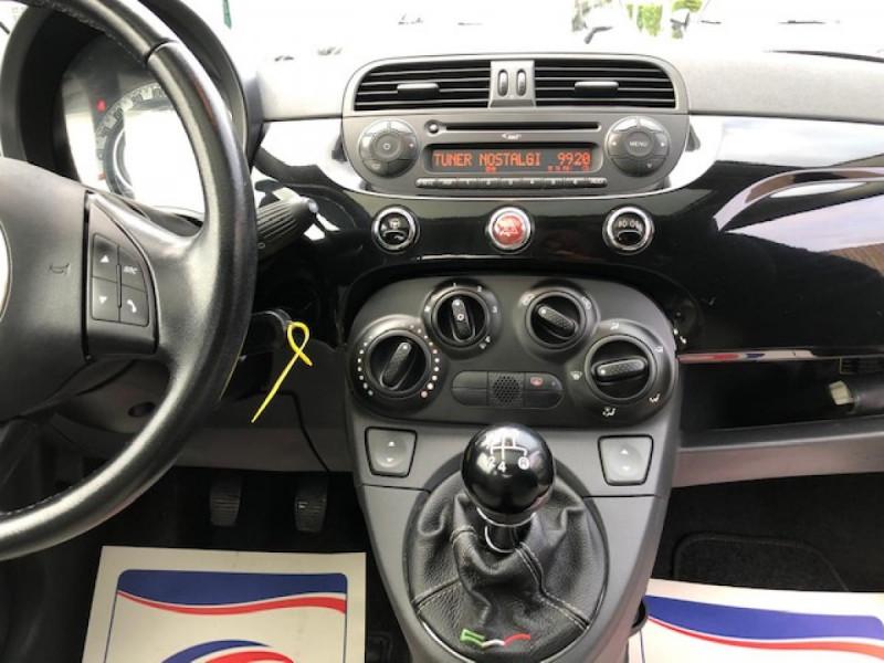 Photo 14 de l'offre de FIAT 500 1.2I 69 LOUNGE CLIM   DISTRI OK   ENTRETIEN OK GAR3MOIS à 5490€ chez Triplo auto