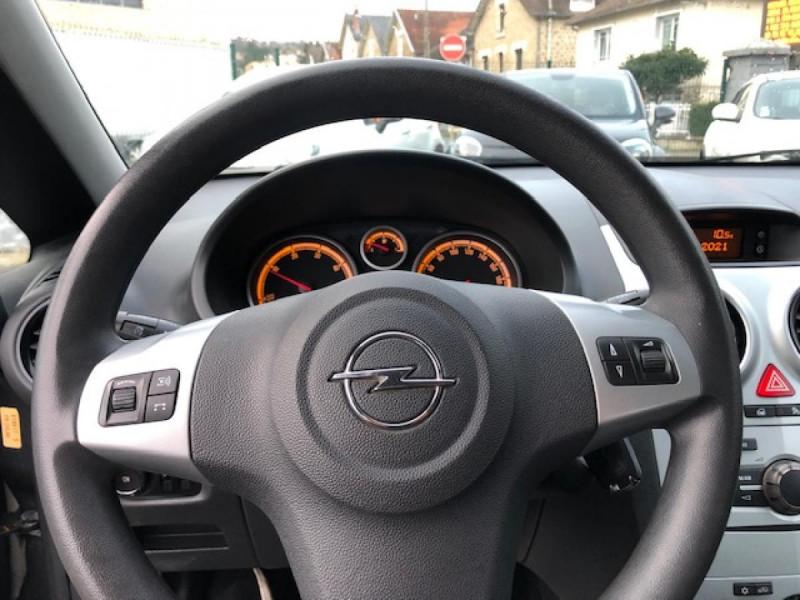 Photo 20 de l'offre de OPEL CORSA 1.3CDTI 75 S&S COLOR EDITION CLIM DISTRI OK à 5490€ chez Triplo auto