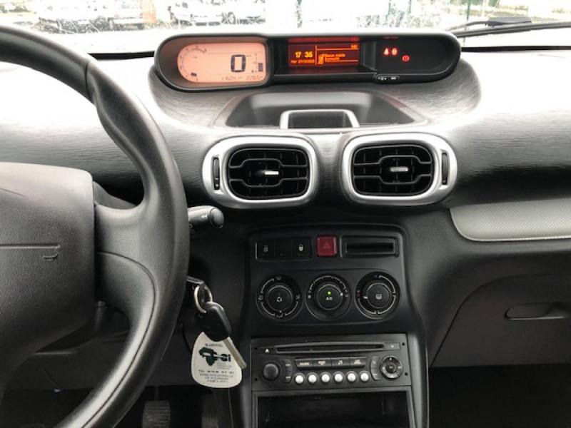 Photo 19 de l'offre de CITROEN C3 PICASSO 1.6 HDI100  CONFORT CLIM ATTELAGE à 8490€ chez Triplo auto