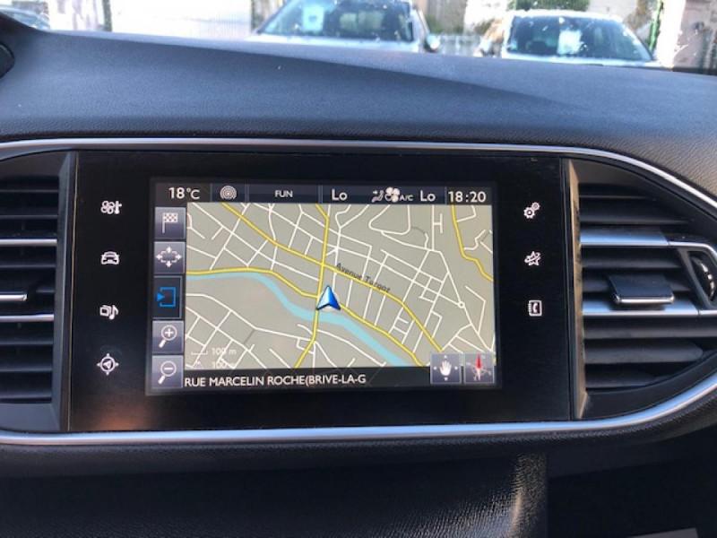 Photo 20 de l'offre de PEUGEOT 308  1.6 BLUEHDI S&S - 100  ACTIVE BUSINESS GPS  à 10850€ chez Triplo auto