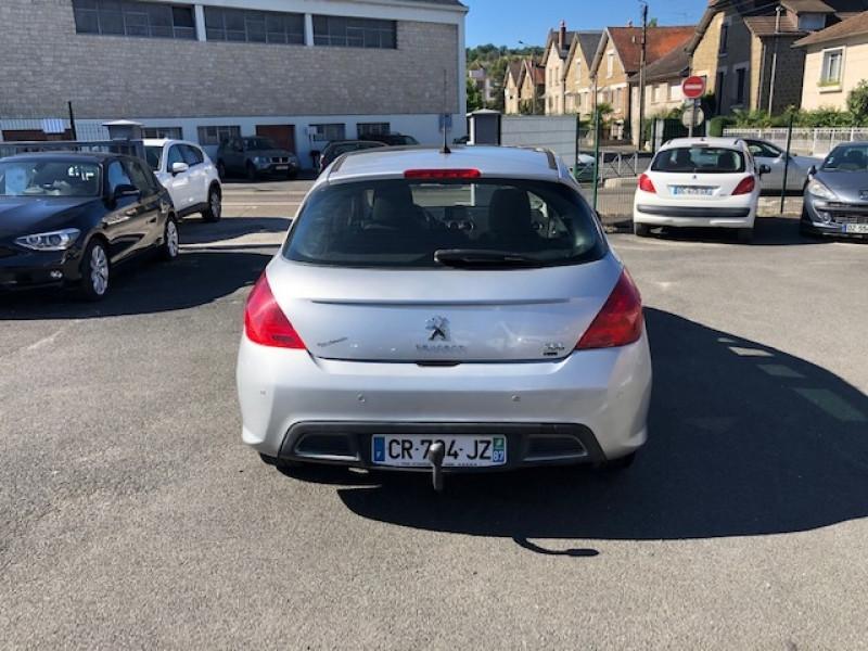 Photo 4 de l'offre de PEUGEOT 308  1.6 E-HDI 112 ALLURE GPS ATTELAGE à 7490€ chez Triplo auto