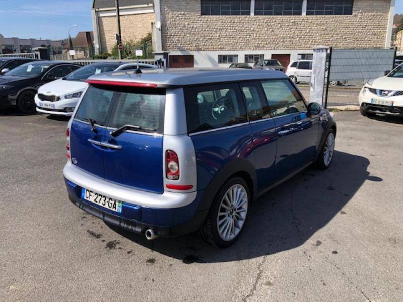 Photo 5 de l'offre de MINI MINI CLUBMAN COOPER D 1.6D110   à 6750€ chez Triplo auto