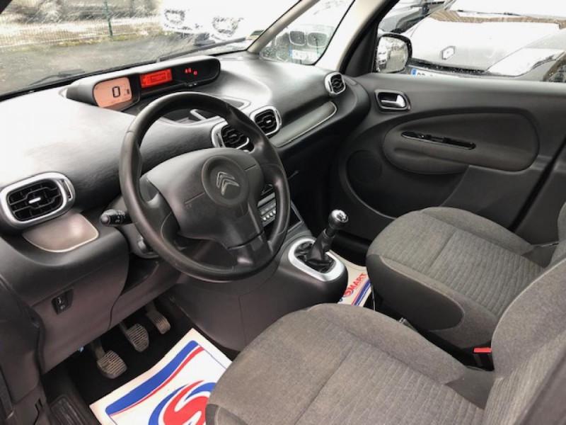 Photo 13 de l'offre de CITROEN C3 PICASSO 1.6 HDI100  CONFORT CLIM ATTELAGE à 8490€ chez Triplo auto