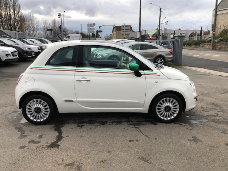 Photo 6 de l'offre de FIAT 500 1.2I-69 LOUNGE CLIM   DISTRI OK à 5990€ chez Triplo auto